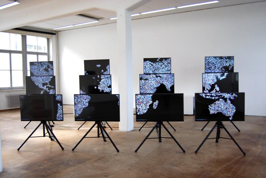 Art Ensuite - Stefan Baltensperger - Archive of Various Views